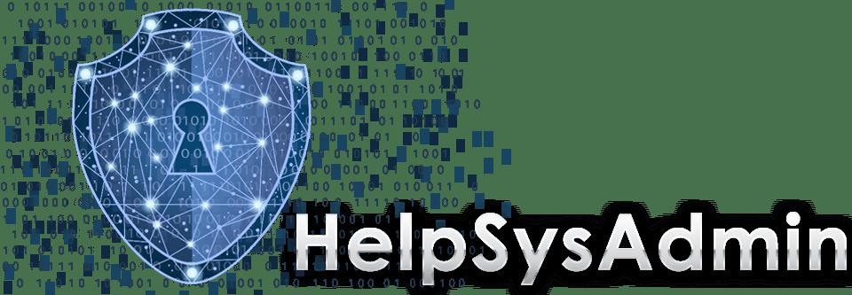 Blog HelpSysAdmin