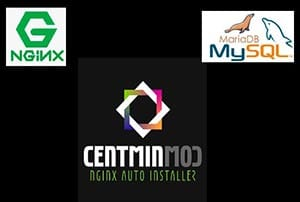 Centmin MOD NGINX Mariadb