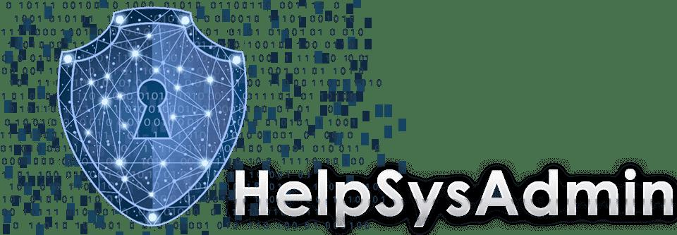 HelpSysAdmin Gerenciamento de Servidor